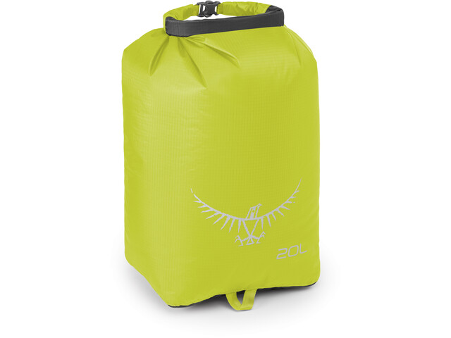 Osprey Ultralight DrySack 20, electric lime